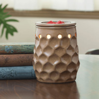 Honeycomb Latte Candle Warmer