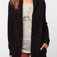 Coincidence & Chance Mixed Stitch Classic Cardigan