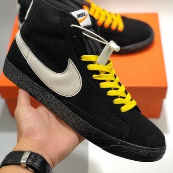 NIKE BLAZER MID cheap Men's and women's nike shoes