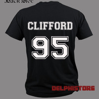 michael clifford shirt 5 seconds of summer shirts t shirt tshirt tee shirt black and white unisex t shirt (DL-4)