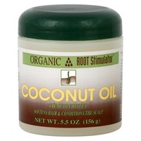 ORGANIC ROOT 5.5OZ COCONUT OIL