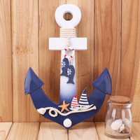 Marine Nautical Decor Ship Boat Anchor Hook Party Wall Decor = 1946362820