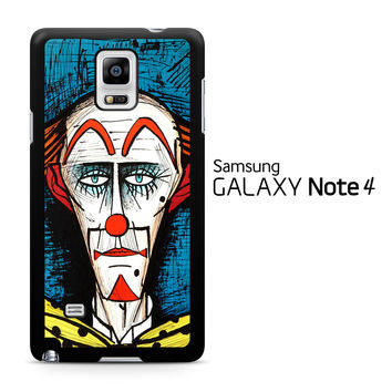 Bernard Buffet Classic Paint Samsung Galaxy Note 4 Case