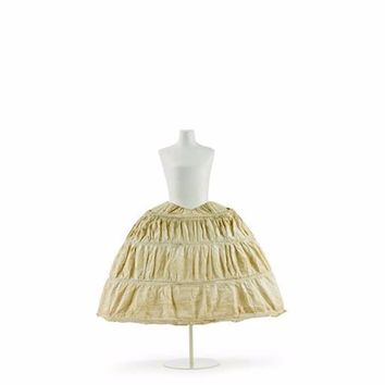 European 18th Century Ball Gown Hoop Petticoat Vintage And Marie Anitique  Dress Petticoat Rococo Costume Hoop Petticoat L0516