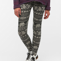 Urban Outfitters - Truly Madly Deeply Elephant Paisley Legging