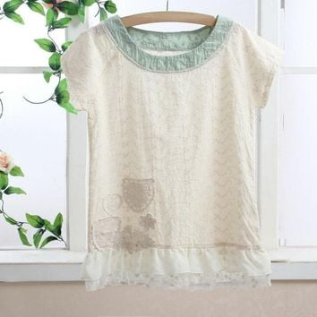 tunique kimono floral crochet vintage vetement femme floral hippie boho lolita cropped renda lace women top shirts quimono tunic