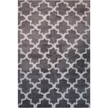LA Rugs Touch Collection Area Rug