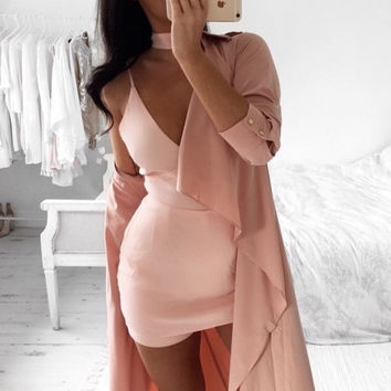The Classic Pink Blush Mini