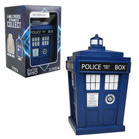 Doctor Who Titans TARDIS 6 1/2-Inch Vinyl Figure - Titan Merchandise - Doctor Who - Vinyl Figures at Entertainment Earth
