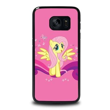 MY LITTLE PONY FLUTTERSHY Samsung Galaxy S7 Edge Case Cover
