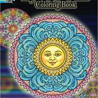 Mystical Mandalas Coloring Book For Adults