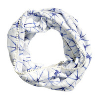 H&M Patterned Tube Scarf $14.95