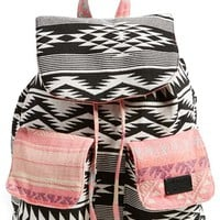Junior Women's Rip Curl 'Gypsy Road' Backpack - Pink