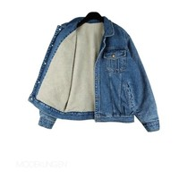 Jacket - Denim classic