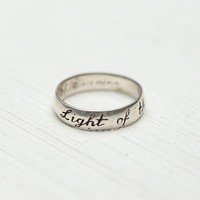 Free People Light Moon Ring