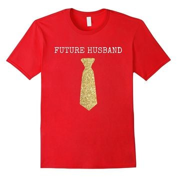 Mens Future Husband funny groom stag party shirt