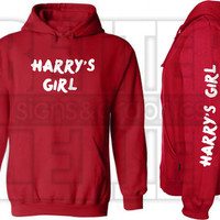 Harry Niall Liam Louis Zayn Unofficial One Direction Hoodie Sweatshirt