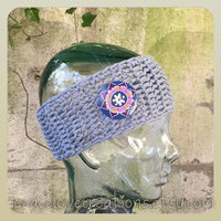 Headband/Ear Warmer~Ready to ship~FREE SHIPPING