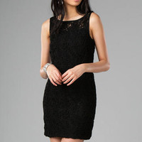 ROSYTH LACE DRESS