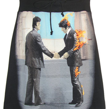 Pink Floyd Have A Cigar Skirt
