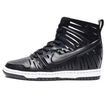 NIKE WOMEN'S DUNK SKY HI 2.0 JOLI - BLACK/WHITE | Undefeated