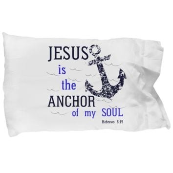 Jesus is the Anchor of my soul anchorsoul