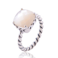7 High Quality European Brand Ring Made of 925 Sterling Silver, Environment-Friendly Products RIP023 Compatible with Pandora
