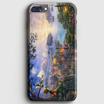 Disney Peter Pan Tink Fairy Wings Pixie Dust Bun iPhone 8 Plus Case