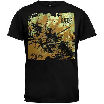 Lamb Of God - New American T-Shirt