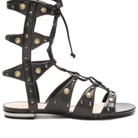 Samena Sandal in Black