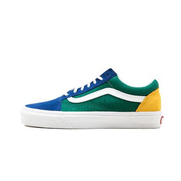 Vans Old Skool Yacht Club Casual Sport Shoes Sneakers