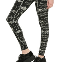 Jawbreaker Spirit Board Leggings