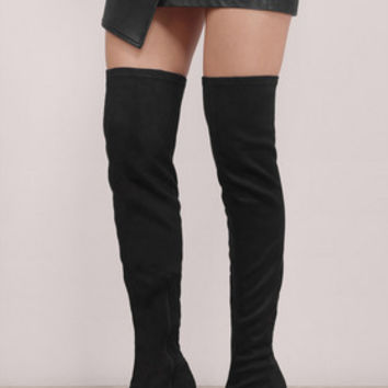 Kimber Over The Knee Boots $80