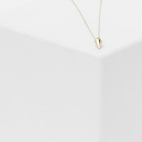 Totokaelo - Mociun Gold Cone Necklace - $483.00