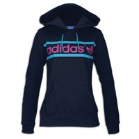 adidas Originals Heritage Logo Hoodie - Women's at Foot Locker