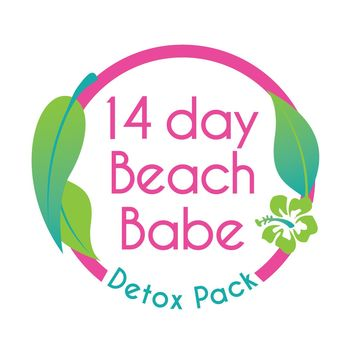Beach Babe Detox (mini) Pack -14 Days