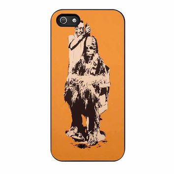 star wars chewbacca cases for iphone se 5 5s 5c 4 4s 6 6s plus