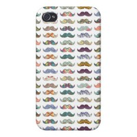 Mustache Pattern from Zazzle.com
