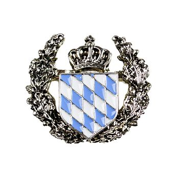 Collectible Bayern Coat of Arms Collectible Hat Pin