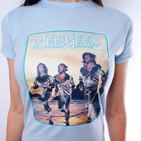 Vintage Bee Gees Iron-on Tee