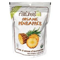 Nature's All Foods Freeze Dried Raw Pineapple (12x1.5 Oz)