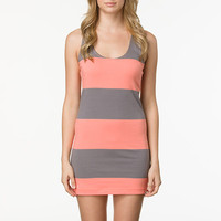 Seacoast Stripe Dress