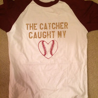 Baseball Girlfriend Tshirt