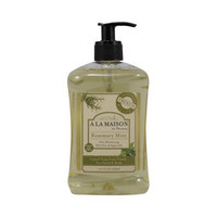A La Maison French Liquid Soap Rosemary Mint - 16.9 Fl Oz  15% Off Auto renew