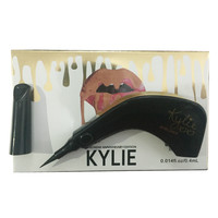KYLIE Waterproof Sweatproof Persistent Non-blooming Eyeliner [8746010252]
