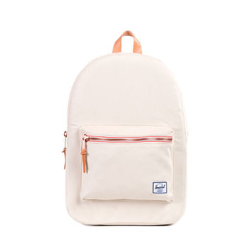 Herschel Supply Co. Settlement Backpack Natural 12oz Cotton Canvas