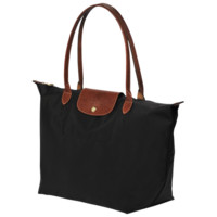 Large tote bag - Le Pliage - Handbags - Longchamp - Red garance - Longchamp United-States