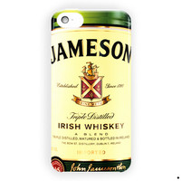 Jameson Wine Irish Whiskey Quote For iPhone 5 / 5S / 5C Case