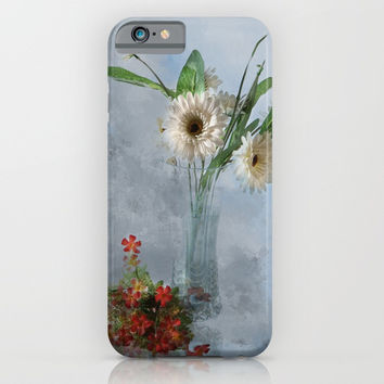 Wildflower Still LIFE iPhone & iPod Case by Theresa Campbell D'August Art