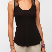 Urban Outfitters - Nesh Mesh Swing Tank Top